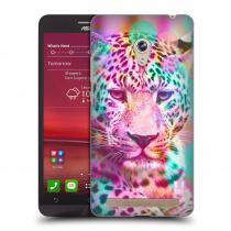 Head Case Designs Asus Zenfone 6 MIX LEOPARD