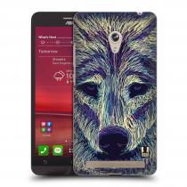 Head Case Designs Asus Zenfone 6 SCRIBBLE VLK