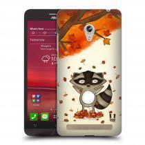 Head Case Designs Asus Zenfone 6 PODZIMNÍ MÝVAL