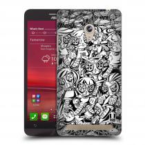 Head Case Designs Asus Zenfone 6 VOODOO PUNK