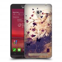 Head Case Designs Asus Zenfone 6 MOTÝLCI