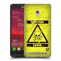 Head Case Designs Asus Zenfone 6 TOXIC