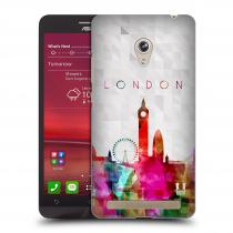 Head Case Designs Asus Zenfone 6 SKYLINE LONDÝN