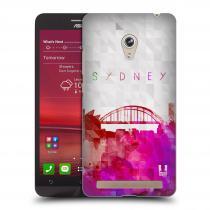 Head Case Designs Asus Zenfone 6 SKYLINE SYDNEY