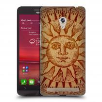 Head Case Designs Asus Zenfone 6 WOODART SLUNCE