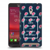 Head Case Designs Asus Zenfone 6 SELFIE I LOVE