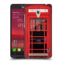 Head Case Designs Asus Zenfone 6 TELEFONNÍ BUDKA