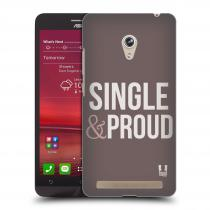 Head Case Designs Asus Zenfone 6 SINGLE AND PROUD