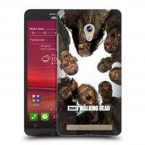 Head Case Designs Asus Zenfone 6 Živí mrtví Walkers Group