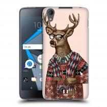 Head Case Designs Blackberry DTEK50 HIPSTR SVETR JELEN