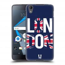 Head Case Designs Blackberry DTEK50 LONDON NÁPIS