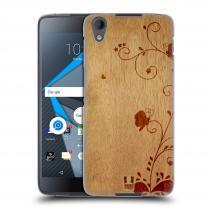 Head Case Designs Blackberry DTEK50 WOODART SWIRL
