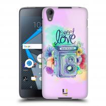 Head Case Designs Blackberry DTEK50 Shutter sweet love