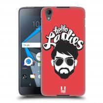 Head Case Designs Blackberry DTEK50 KNÍRAČ HELLO LADIES