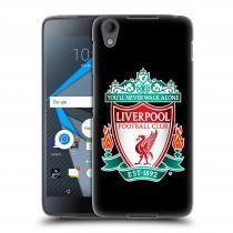 Head Case Designs Blackberry DTEK50 ZNAK LIVERPOOL FC OFFICIAL BLACK