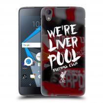 Head Case Designs Blackberry DTEK50 We're Liverpool