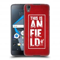 Head Case Designs Blackberry DTEK50 Liverpool FC This Is Anfield Red
