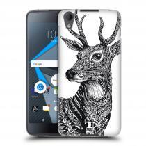 Head Case Designs Blackberry DTEK50 Zdobený Jelínek