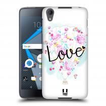 Head Case Designs Blackberry DTEK50 Balón Love