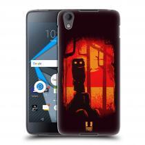 Head Case Designs Blackberry DTEK50 Sova v tajemném lese