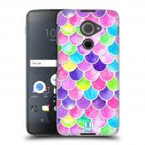 Head Case Designs Blackberry DTEK60 (Argon) Barevné šupinky