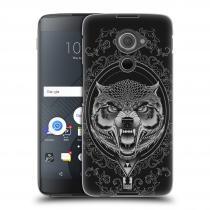 Head Case Designs Blackberry DTEK60 (Argon) Krutý vlk