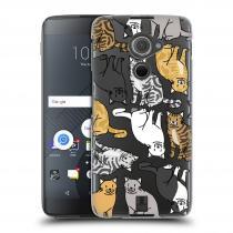 Head Case Designs Blackberry DTEK60 (Argon) Americká krátkosrstá kočička