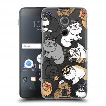 Head Case Designs Blackberry DTEK60 (Argon) Perská kočka