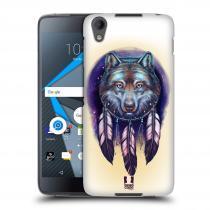 Head Case Designs Blackberry DTEK50 Vlčí lapač