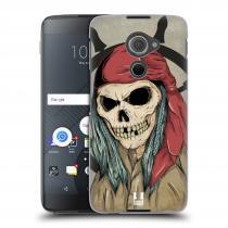 Head Case Designs Blackberry DTEK60 (Argon) Pirát s červeným šátkem