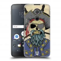Head Case Designs Blackberry DTEK60 (Argon) Pirát s cígem