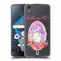 Head Case Designs Blackberry DTEK50 Jednorožec Killing it