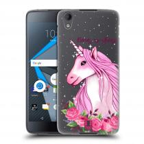 Head Case Designs Blackberry DTEK50 Jednorožec Born to shine