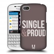 Head Case Designs Blackberry Q10 SINGLE AND PROUD
