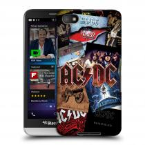 Head Case Designs Blackberry Z30 AC/DC Koláž desek