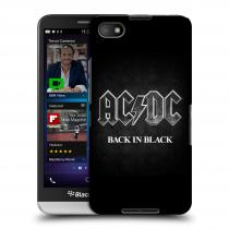 Head Case Designs Blackberry Z30 AC/DC BACK IN BLACK