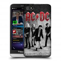 Head Case Designs Blackberry Z30 AC/DC Skupina černobíle