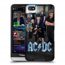 Head Case Designs Blackberry Z30 AC/DC Skupina barevně