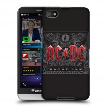 Head Case Designs Blackberry Z30 AC/DC Black Ice