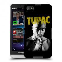 Head Case Designs Blackberry Z30 TUPAC Golden