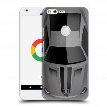 Head Case Designs Google Pixel AUTO ŠEDÉ