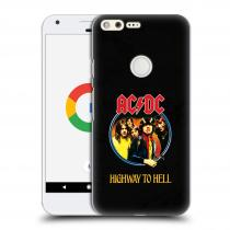 Head Case Designs Google Pixel AC/DC Highway to Hell