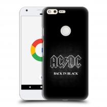 Head Case Designs Google Pixel AC/DC BACK IN BLACK
