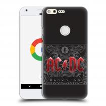 Head Case Designs Google Pixel AC/DC Black Ice