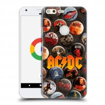 Head Case Designs Google Pixel AC/DC Placky
