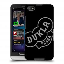 Head Case Designs Blackberry Z30 FK Dukla Praha Šedé logo