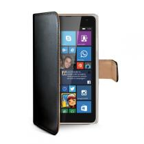 CELLY Wally Microsoft Lumia 535 černé