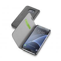 CellularLine Book Essential Galaxy S7 Edge černé