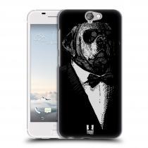 Head Case Designs HTC One A9 PSISKO V KVÁDRU