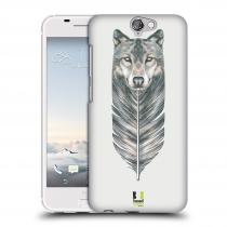 Head Case Designs HTC One A9 PÍRKO VLK